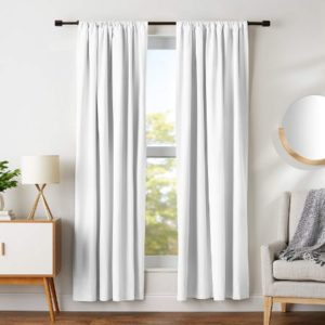 Top 20 BestWhite Curtains in 2020 Reviews