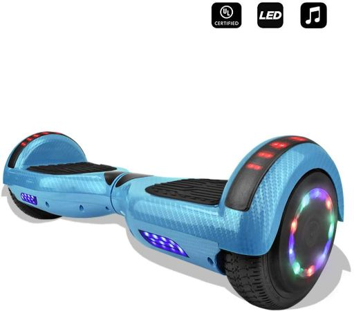 """cho 6.5"""" inch Wheels Electric Smart Self Balancing Scooter"""