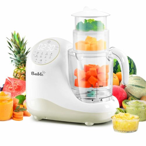 Top 12 Best Baby Food Processors in 2020 Reviews