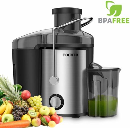 Juicer Extractor,FOCHEA Centrifugal Juicer