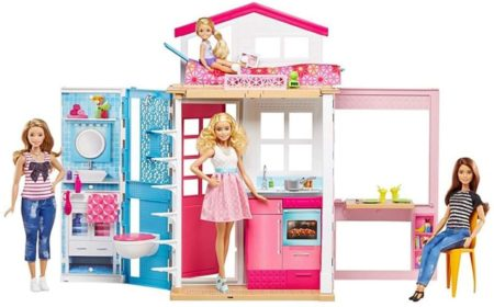 Barbie 2-Story House
