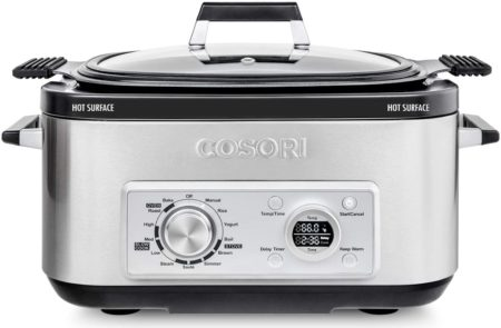 COSORI Slow Cooker 11-in-1 Programmable