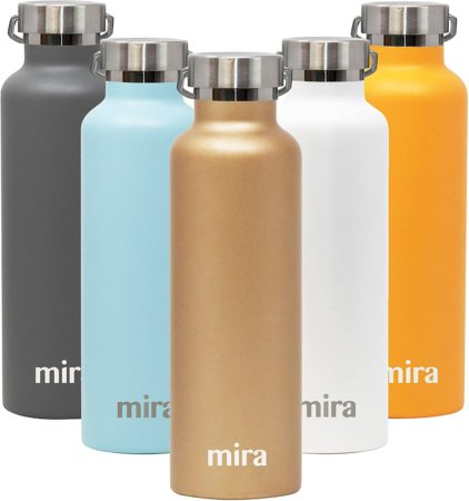 MIRA Alpine Stainless Steel Vacuum Insulated Water Bottle