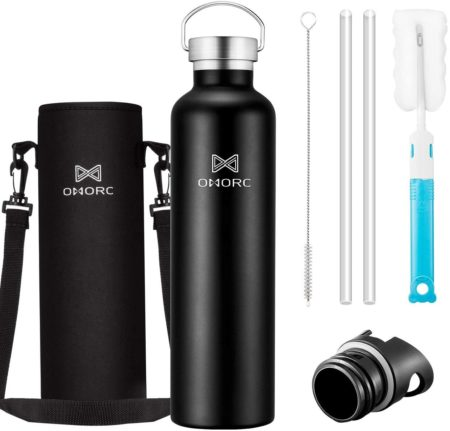 OMORC 316 Stainless Steel Water Bottle