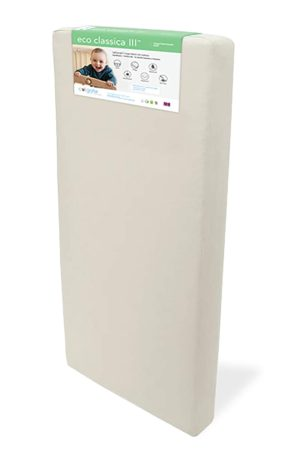 Eco Classica III 2-Stage Baby & Toddler Mattress
