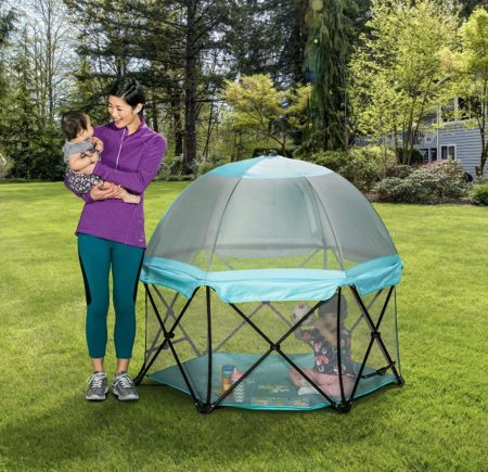 Regalo-My-Play-Deluxe-Portable-Play-Yard