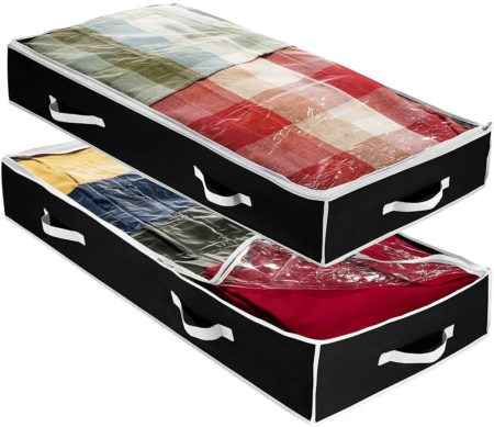 Underbed Storage Bag Organizer