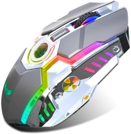 Rechargeable 2.4G Wireless Gaming Mice