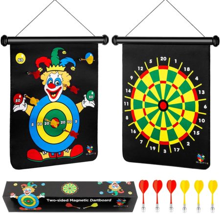 CORONA GIFT TOYS Darts Game Set 6