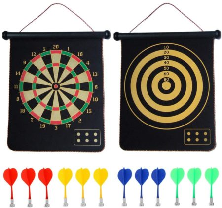 CX L SUM Magnetic Dart Board