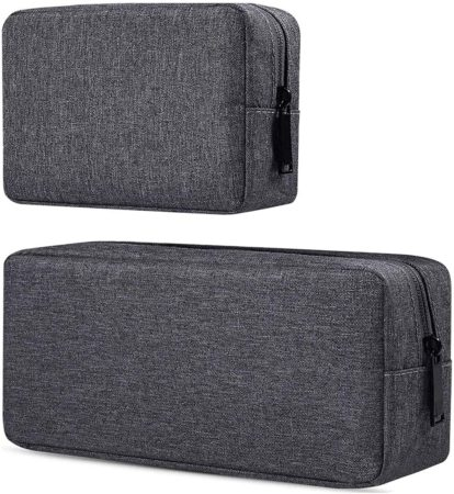 Durable Small Electronics Accessories Storage Bag