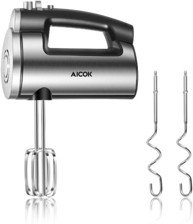 Hand Mixer 6-Speed Kitchen