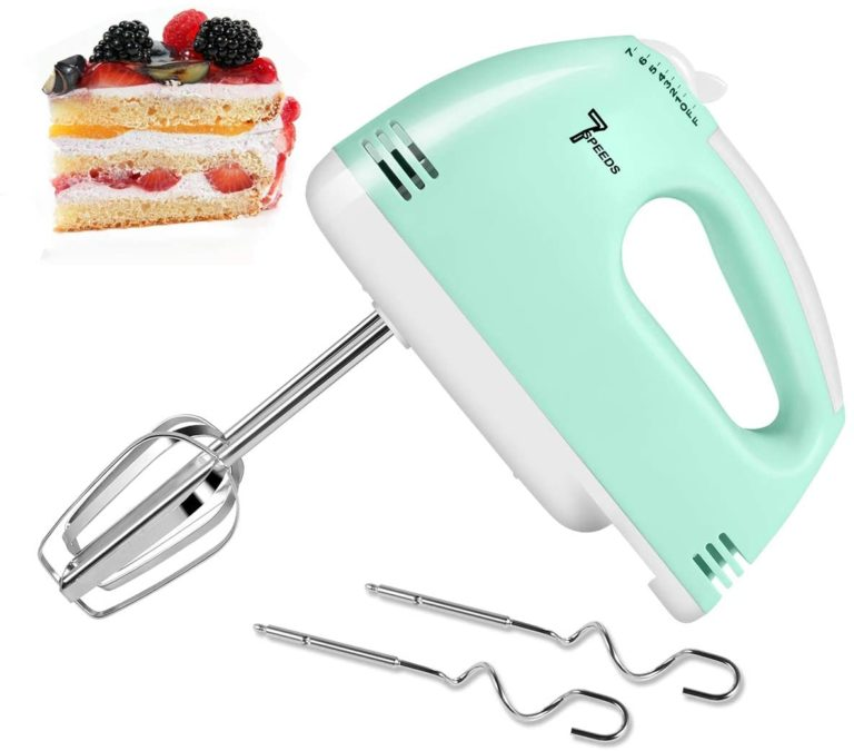 Top 12 Best Electric Hand Mixers in 2021 Reviews