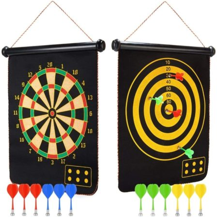 Splenorva Magnetic Dart Board