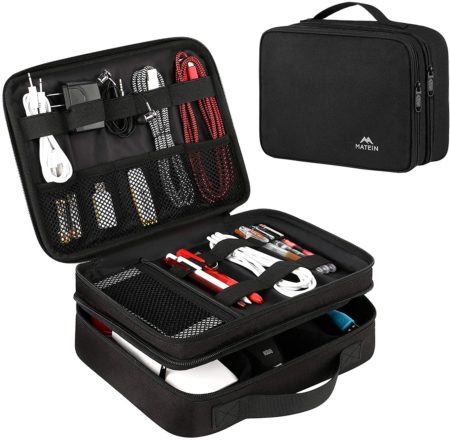Waterproof Electronic Accessories Case