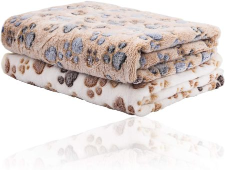 iNNEXT Puppy Blanket for Pet Cushion