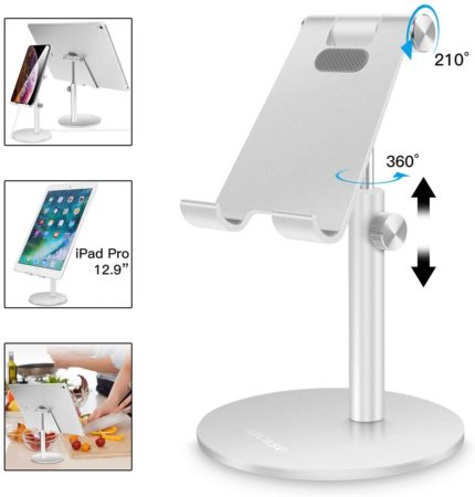 AICase Telescopic Adjustable iPad Stand