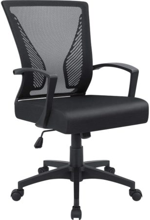 Furmax Office Mid Back Swivel