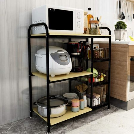 GONGFF Kitchen Storage Service cart