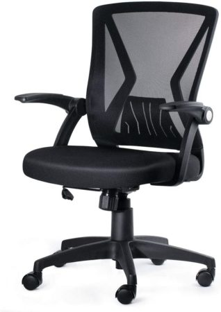 KOLLIEE Mid Back Mesh Office Chair