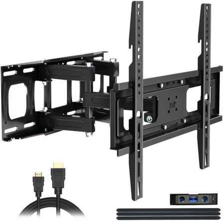 TV Wall Mount with Height Setting