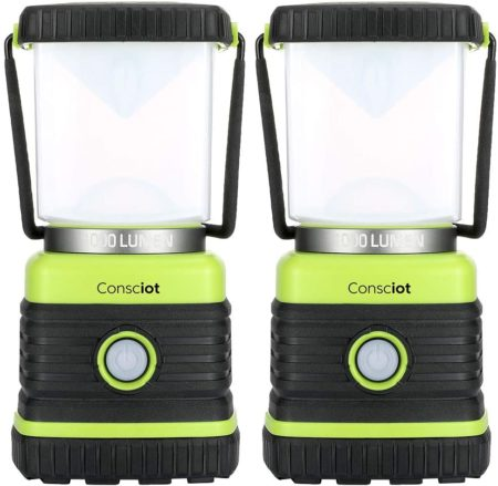 Consciot Ultra Bright LED Camping Lantern