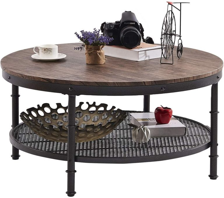 Top 12 Best Round Coffee Table in 2021 Reviews