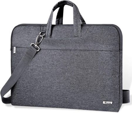 Voova Laptop Bag 17 17.3 inch Water-resistant