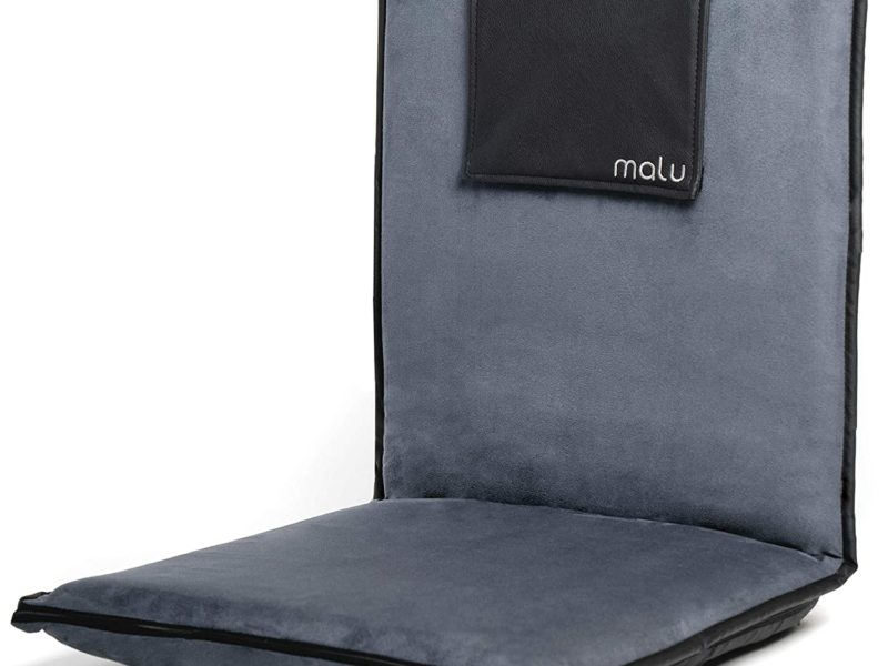 malu Luxury Padded Floor Chair