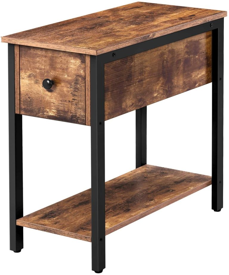 Top 12 Best End Table with Storage in 2021 Reviews